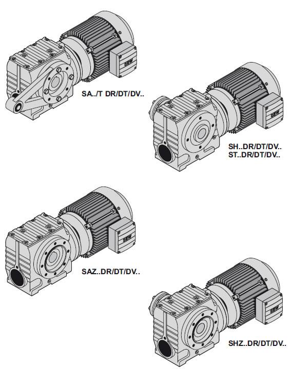 мотор - редуктора; Схема